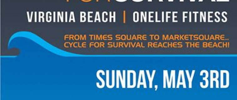 SEVACF to Sponsor Cycle for Survival Virginia Beach with Opening of Special Project Fund
