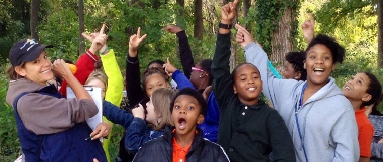 Story of Impact: Elizabeth River Project Meets Match, Plans to Bring More Education Programs to Paradise Creek Nature Park