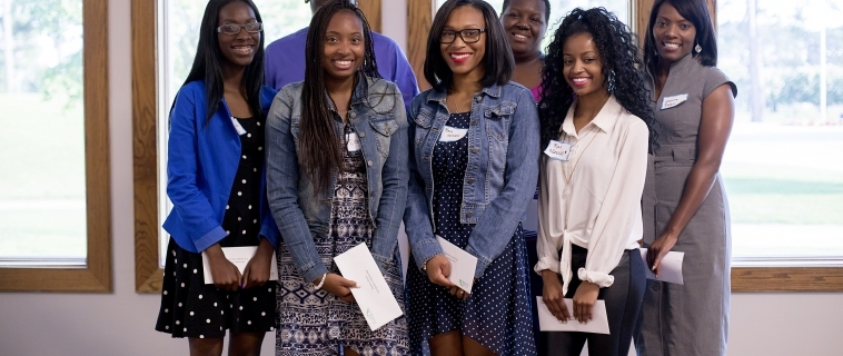 2014 Scholarship Recipients Honored at Reception