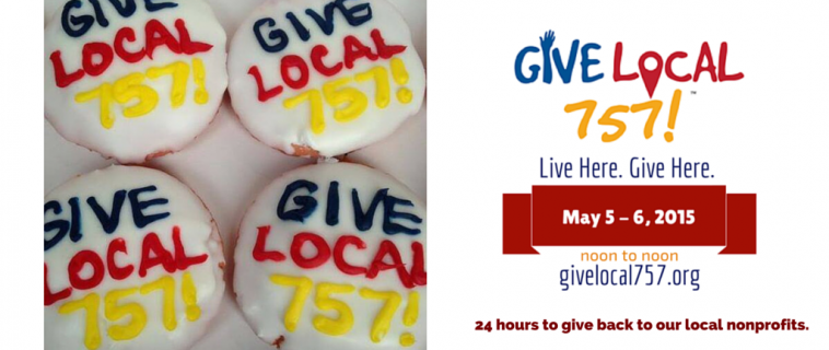Give Local 757 Updates
