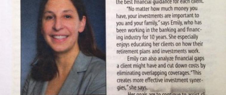SEVACF Treasurer Featured in Tidewater Women Magazine's Women in Business